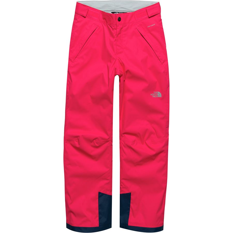 The North Face - Freedom Insulated Pant - Girls  - Atomic Pink 822591394