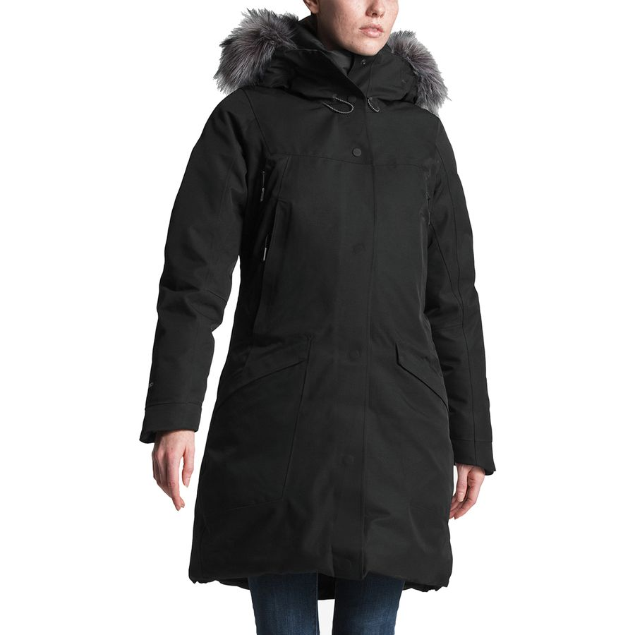 718bc35f344e The North Face - Cryos Expedition GTX Parka - Women s - Tnf Black