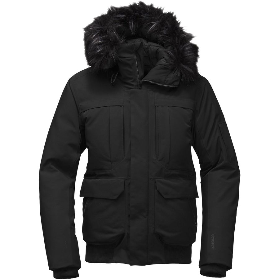The North Face Cryos Expedition GTX Hooded Bomber Jacket - Men's ...