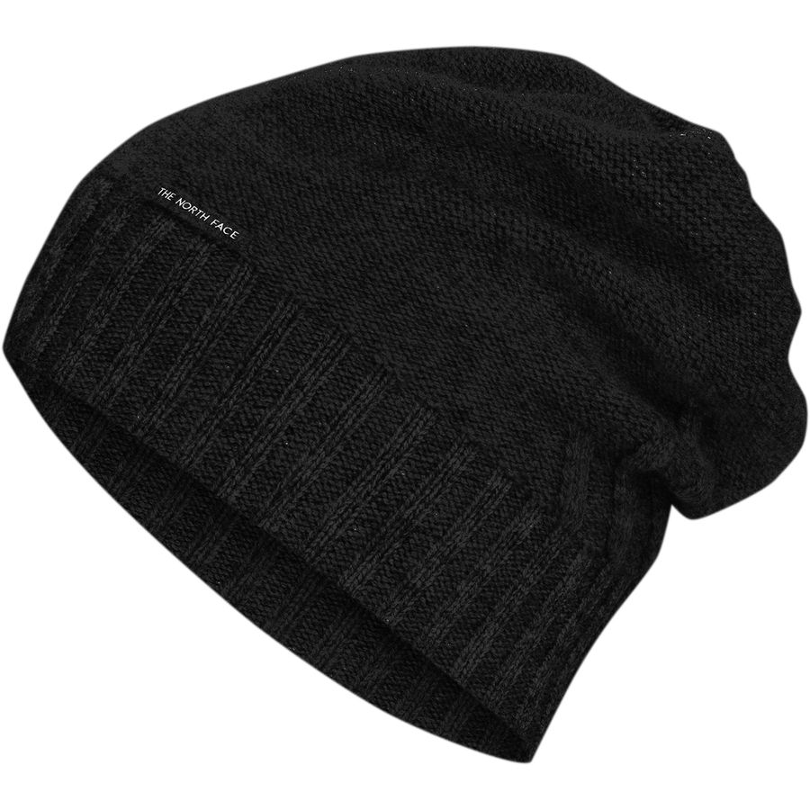 The North Face - Classic Wool Beanie - Women s - Tnf Black 536c7a1810