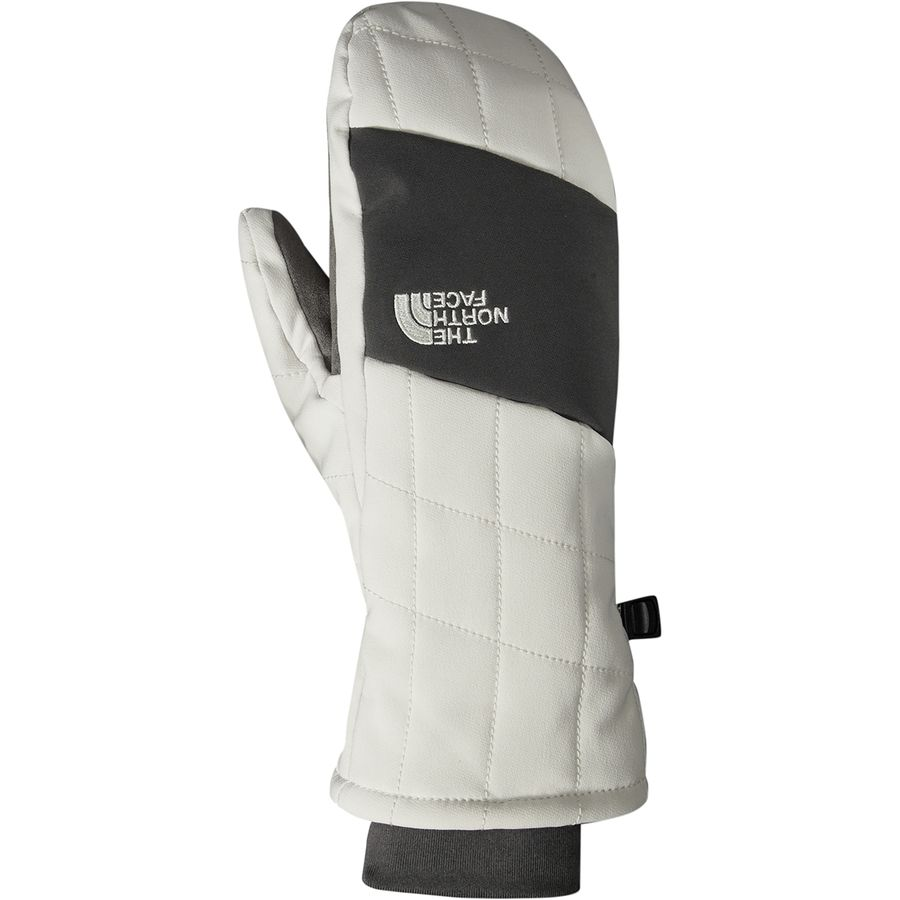 cfef93b88 The North Face - Pseudio Insulated Mitten - Women's - Rainy Day Ivory