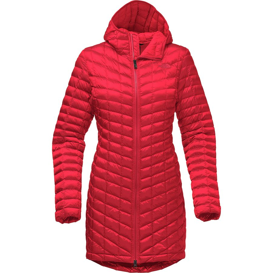 25a764c9bbed6 The North Face - ThermoBall Insulated Parka II - Women s - Tnf Red