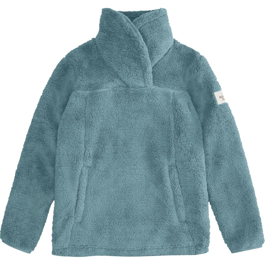 848dc797e The North Face Campshire Fleece Pullover - Girls' | Steep & Cheap