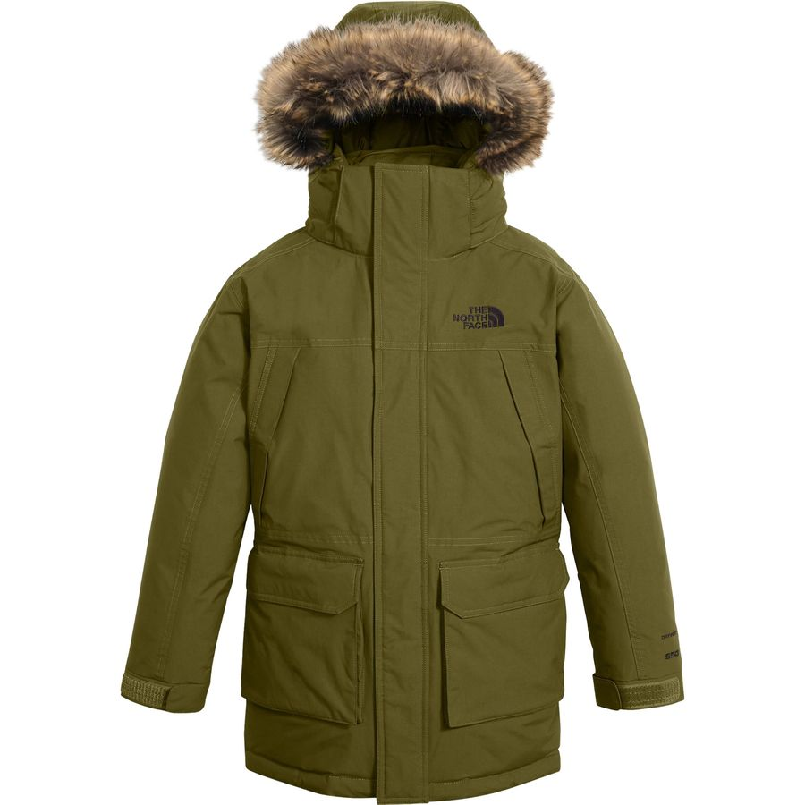 the north face mcmurdo down parka boys 39. Black Bedroom Furniture Sets. Home Design Ideas