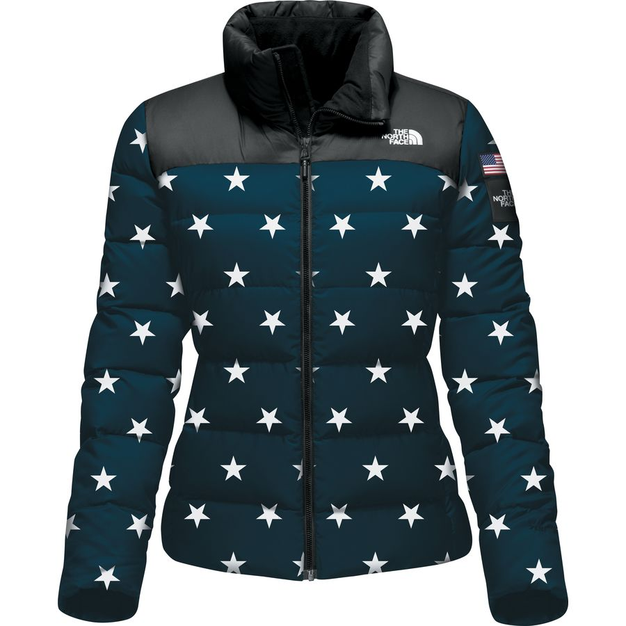 8628e2509c The North Face International Collection Nuptse Jacket - Women s ...