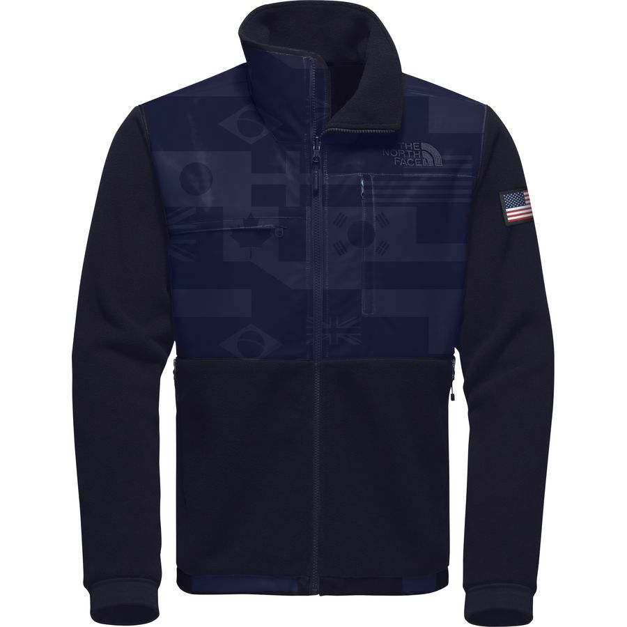 The North Face - International Collection Denali 2 Jacket - Men s - Cosmic  Blue 6acbe4001