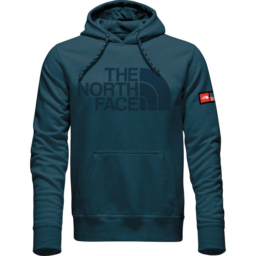 2b4eef459 The North Face International Collection Logo Pullover Hoodie - Men's