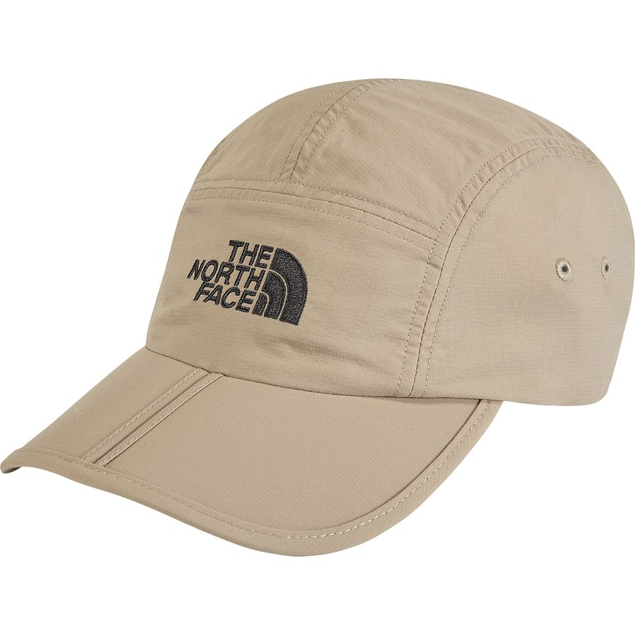 The North Face - Horizon Folding Bill Cap - Dune Beige Asphalt Grey b670aad45a0e