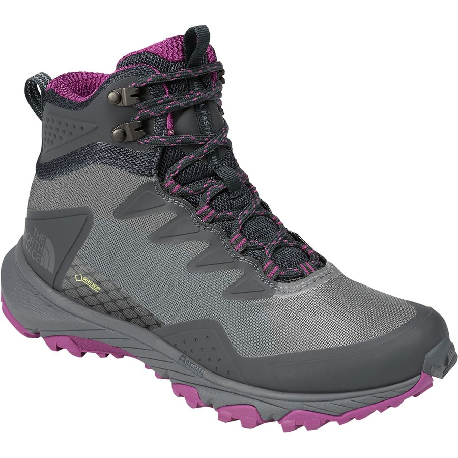 san francisco eab3c f8b7e The North Face Ultra Fastpack II Mid GTX Hiking Boot - Women's