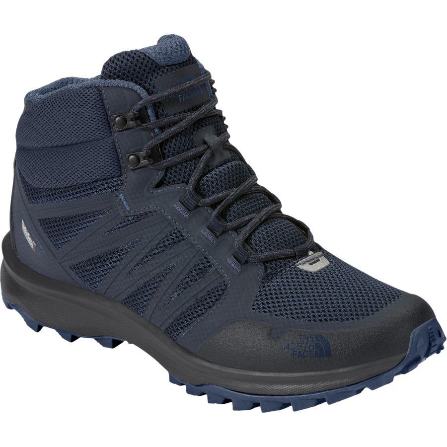 The North Face Litewave Fastpack Mid Waterproof Shoe - Mens