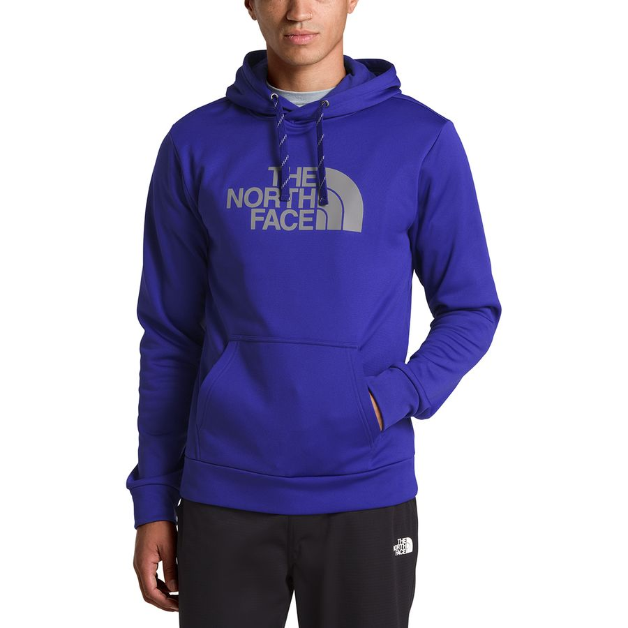 493658ce6 The North Face - Surgent Half Dome Pullover Hoodie 2.0 - Men's - Aztec Blue/
