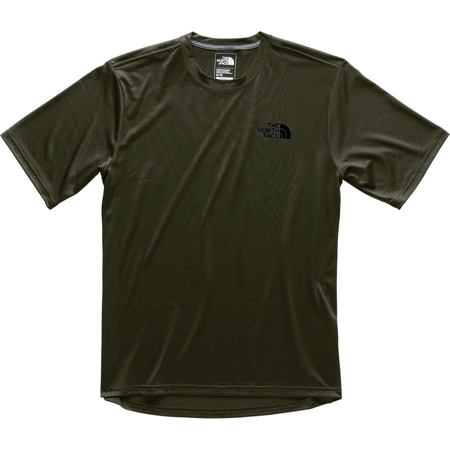 b07183105 The North Face Reaxion LFC Short-Sleeve Crew - Men's