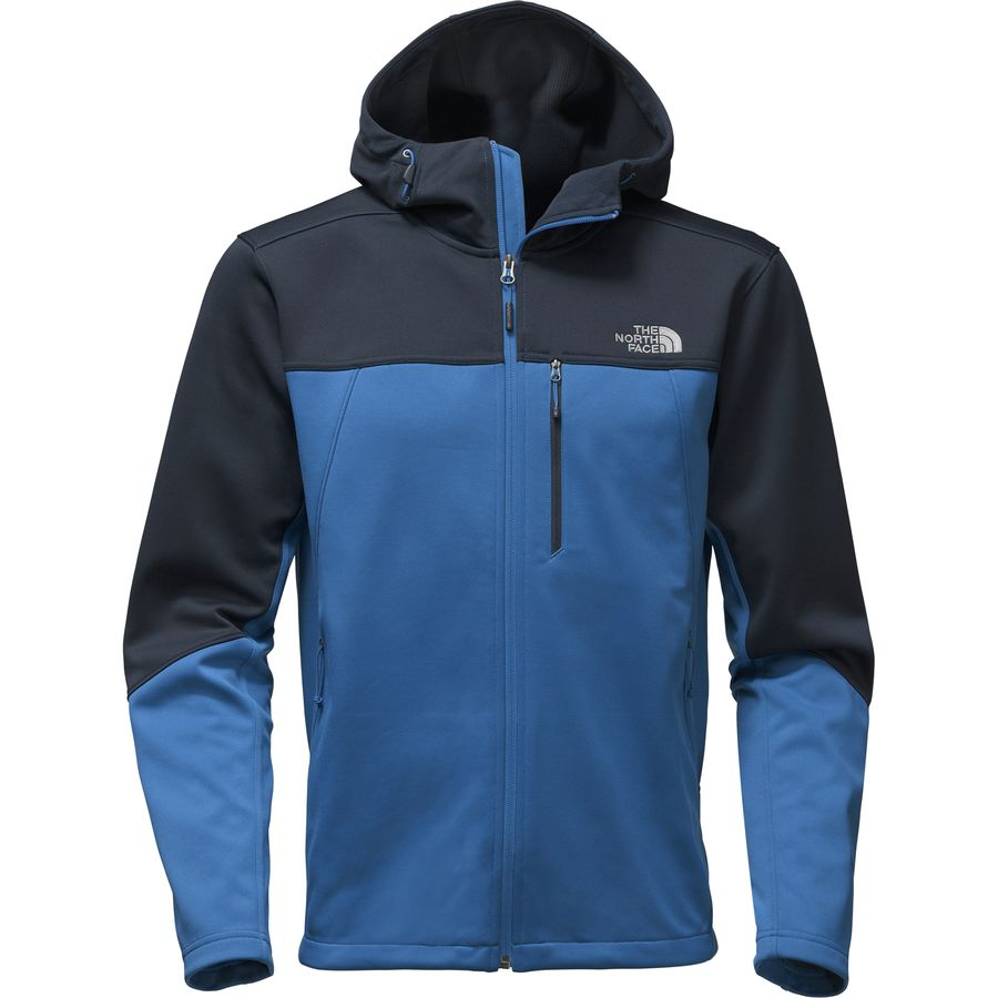 The North Face Apex Canyonwall Hybrid Hooded Jacket - Mens