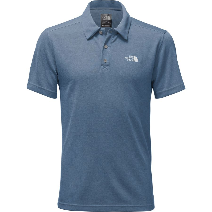 c2a1bfb15 The North Face Plaited Crag Polo - Men's