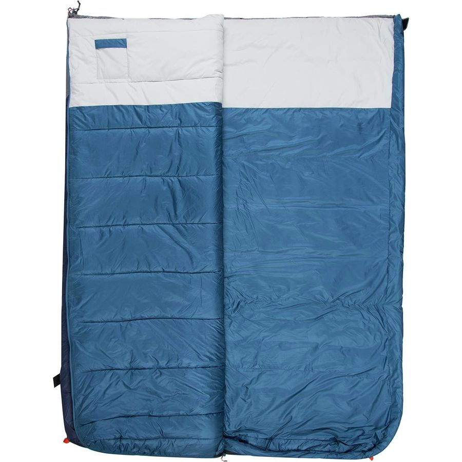 The North Face Dolomite Double Sleeping Bag 20 Degree Synthetic Backcountry