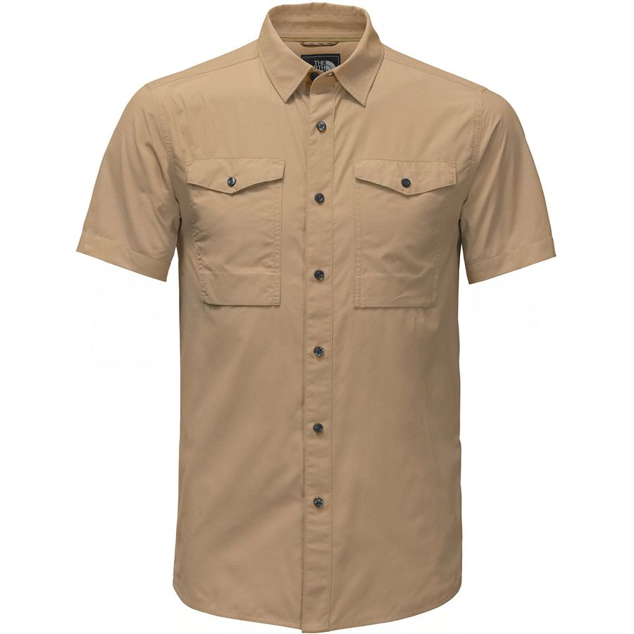 The North Face Monanock Utility Short-Sleeve Shirt - Mens