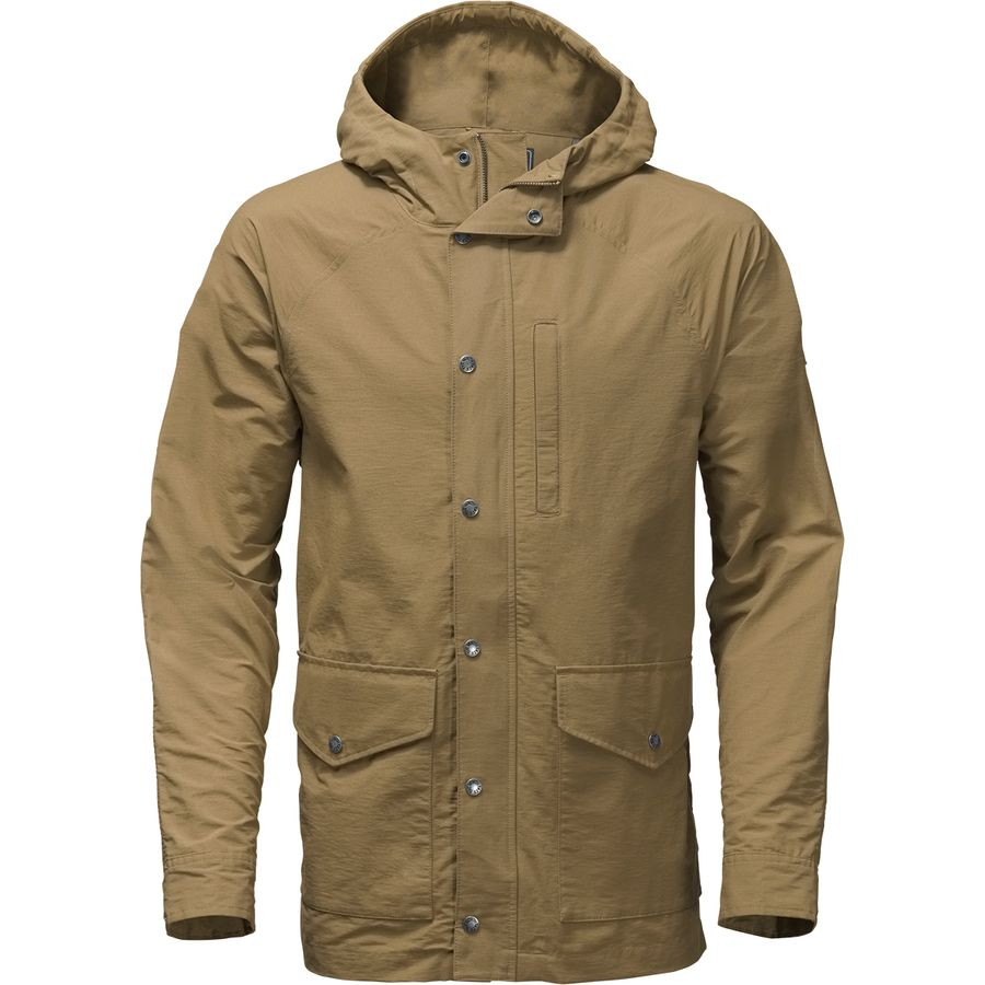 The North Face Waxed Canvas Utility Jacket Men S