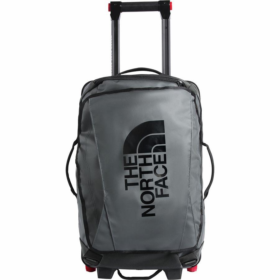 a875c9af1d8 The North Face - Rolling Thunder 22in Carry-On Bag - Asphalt Grey/Tnf