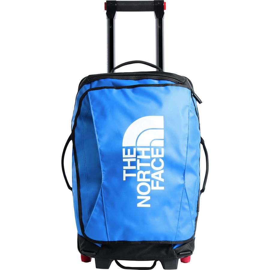 44e76a651c3a The North Face - Rolling Thunder 22in Carry-On Bag - Bomber Blue Tnf