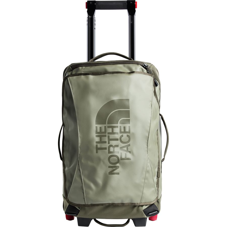The North Face - Rolling Thunder 22in Carry-On Bag - New Taupe Green Combo