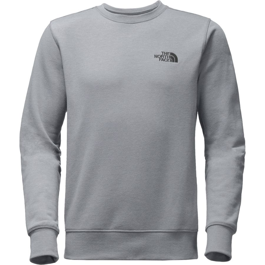 The North Face French Terry Crew Sweatshirt - Mens