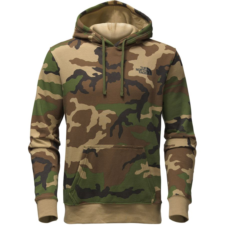 The North Face All-Over Print Hoodie - Mens