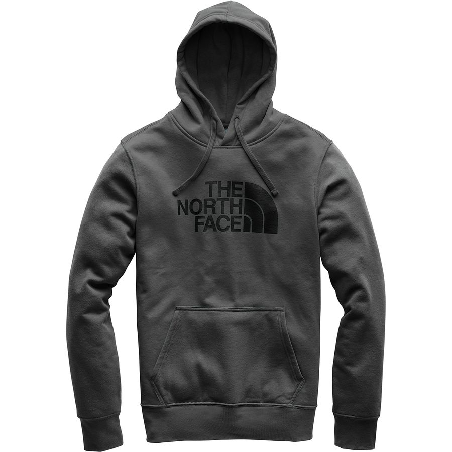 The North Face - Half Dome Pullover Hoodie - Men s - Asphalt Grey Tnf Black 94f22d03bc54
