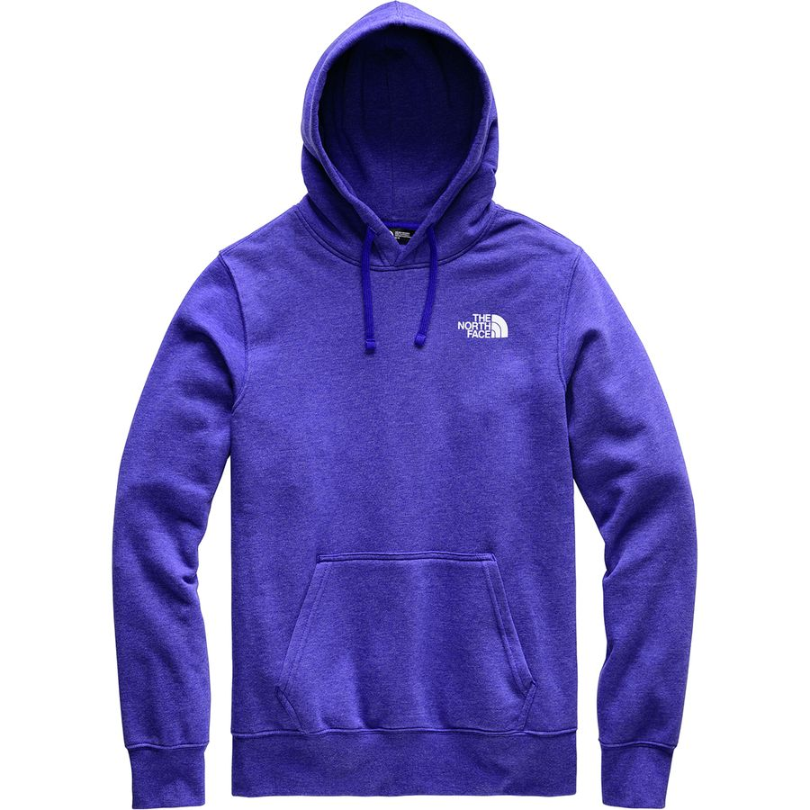dbd16cbdf1be The North Face - Red Box Pullover Hoodie - Men s - Aztec Blue Heather Aztec