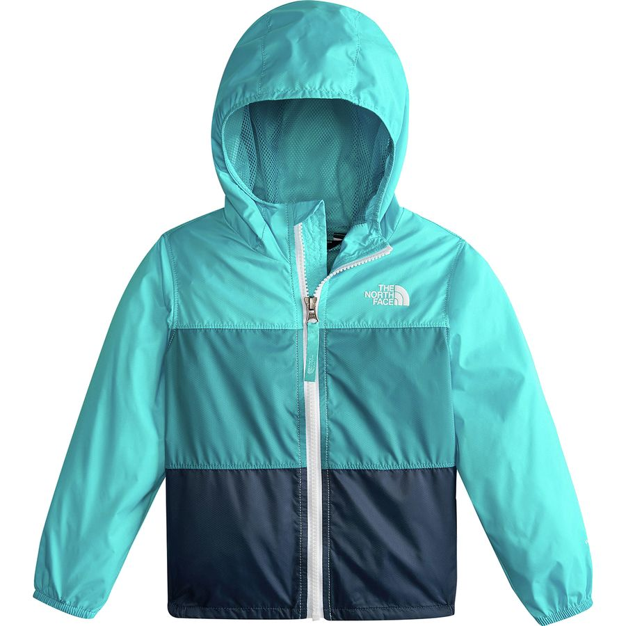 Hooded North Face Flurry Wind Toddler The Girls Jacket 7f6vgYbyI