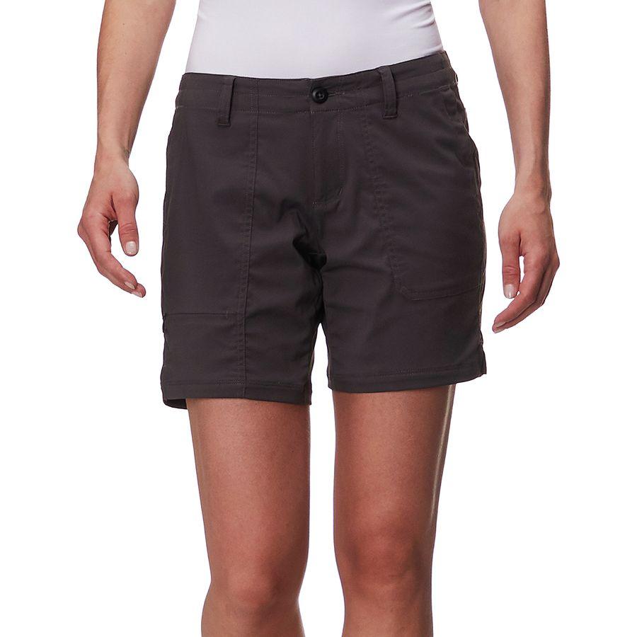 The North Face - Aphrodite Ridge Short - Women s - Graphite Grey 310ef06b0