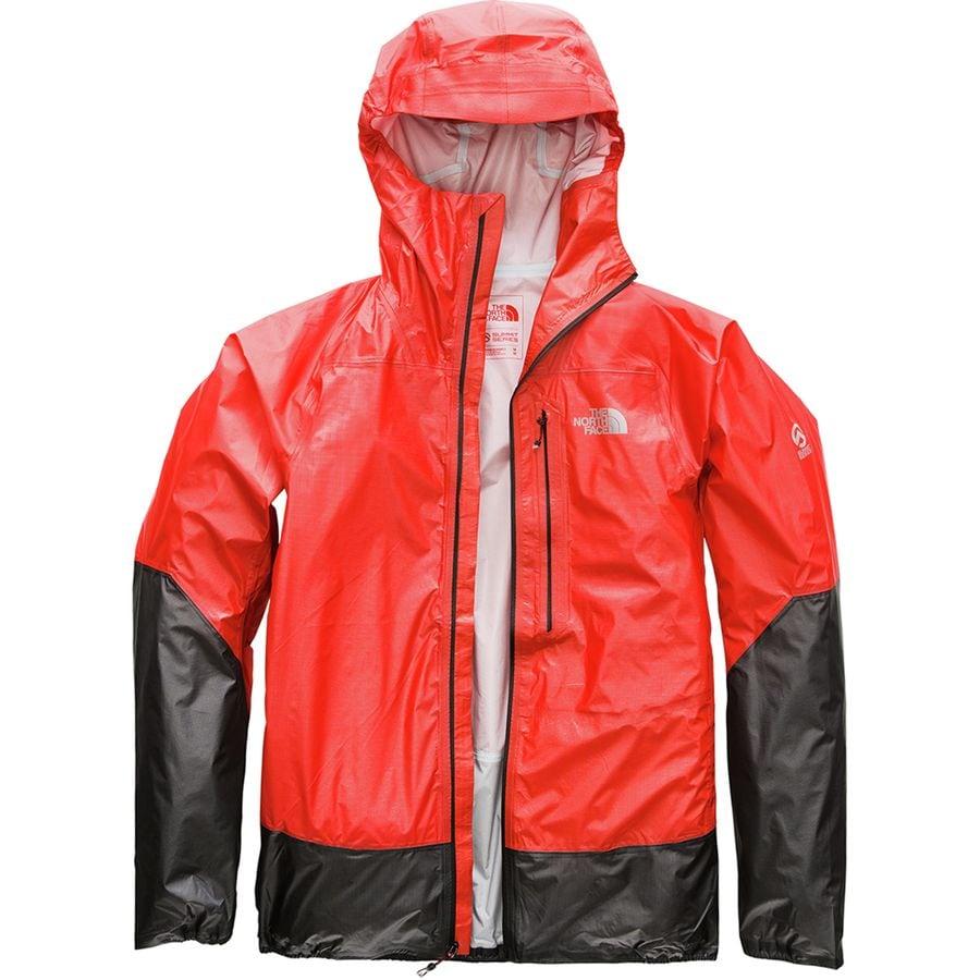 80bfc1f5f8 The North Face - Summit L5 Ultralight Storm Jacket - Men's - Fiery Red/Tnf
