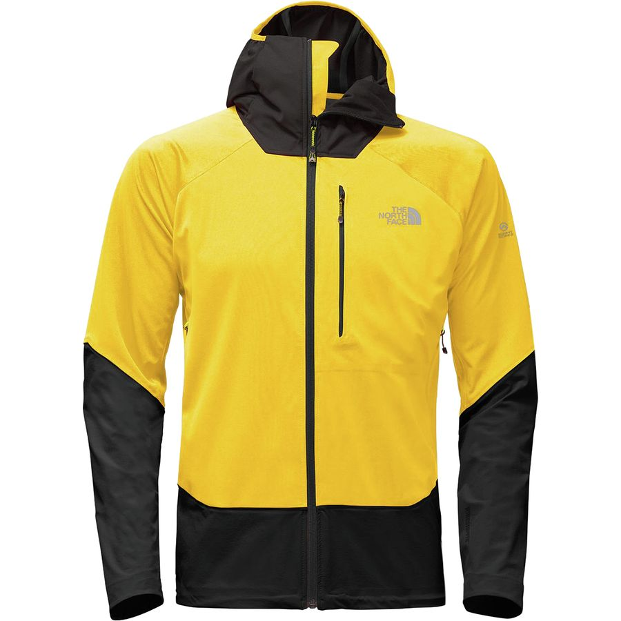 the north face summit l4 windstopper softshell jacket men s rh backcountry com