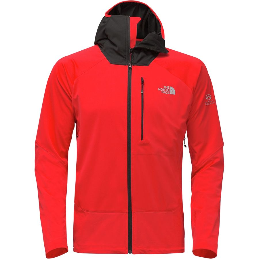 503803435 The North Face Summit L4 Windstopper Softshell Jacket - Men's