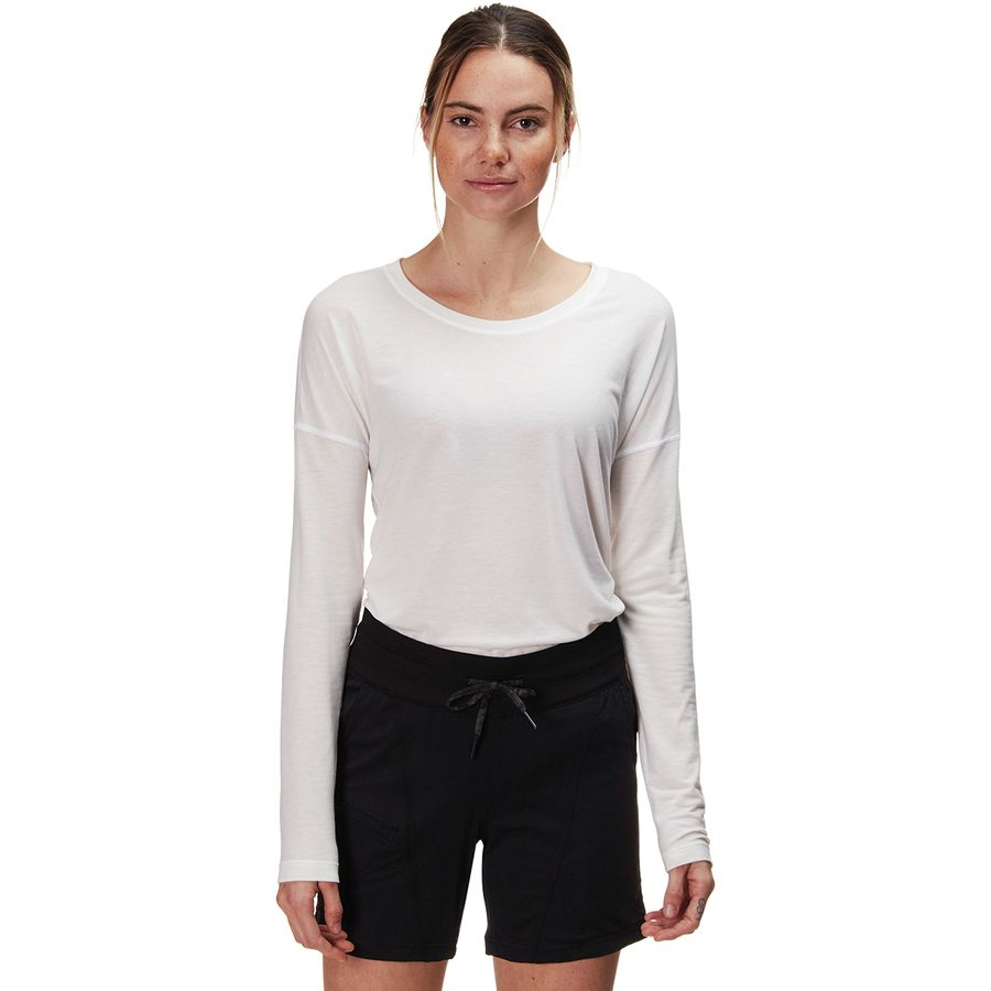 61f63537f0aa3 The North Face Workout Long-Sleeve Top - Women's | Steep & Cheap