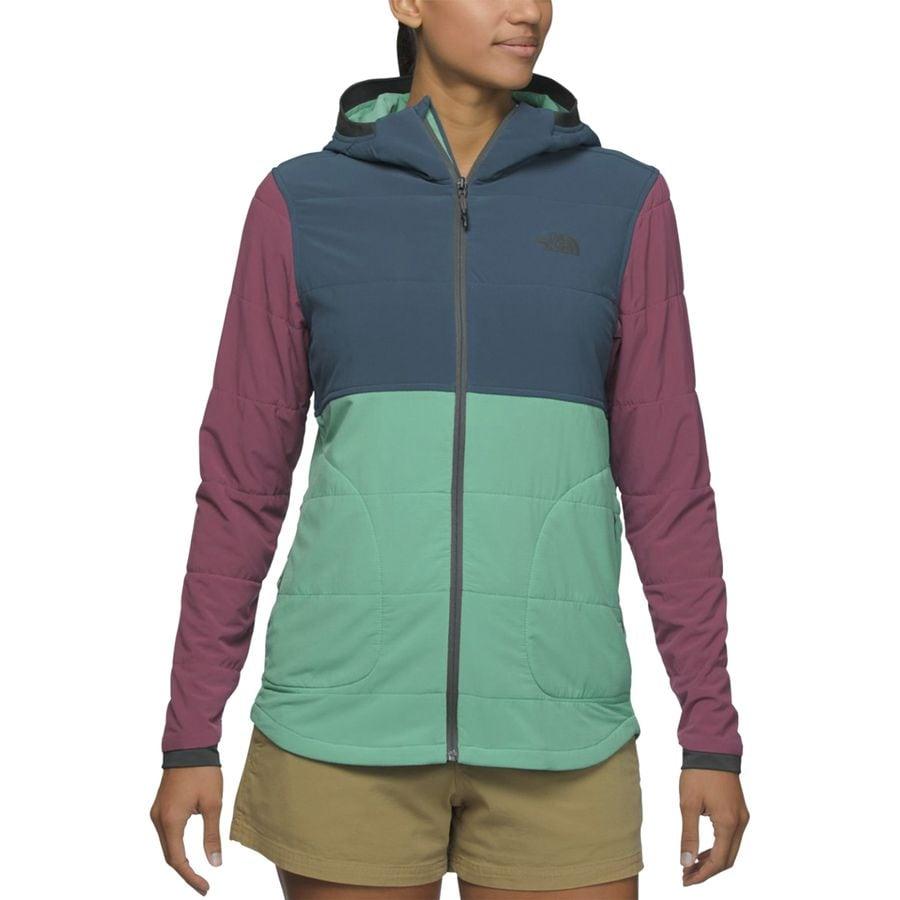 c79a9e026482 The North Face - Mountain Sweatshirt Full Zip Hoodie - Women s - null