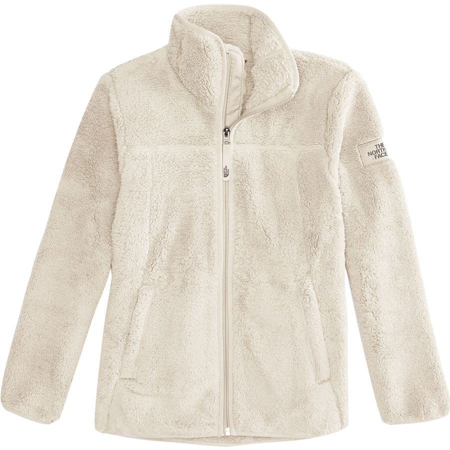 a2c149ff7 The North Face Campshire Full-Zip Fleece Jacket - Girls'