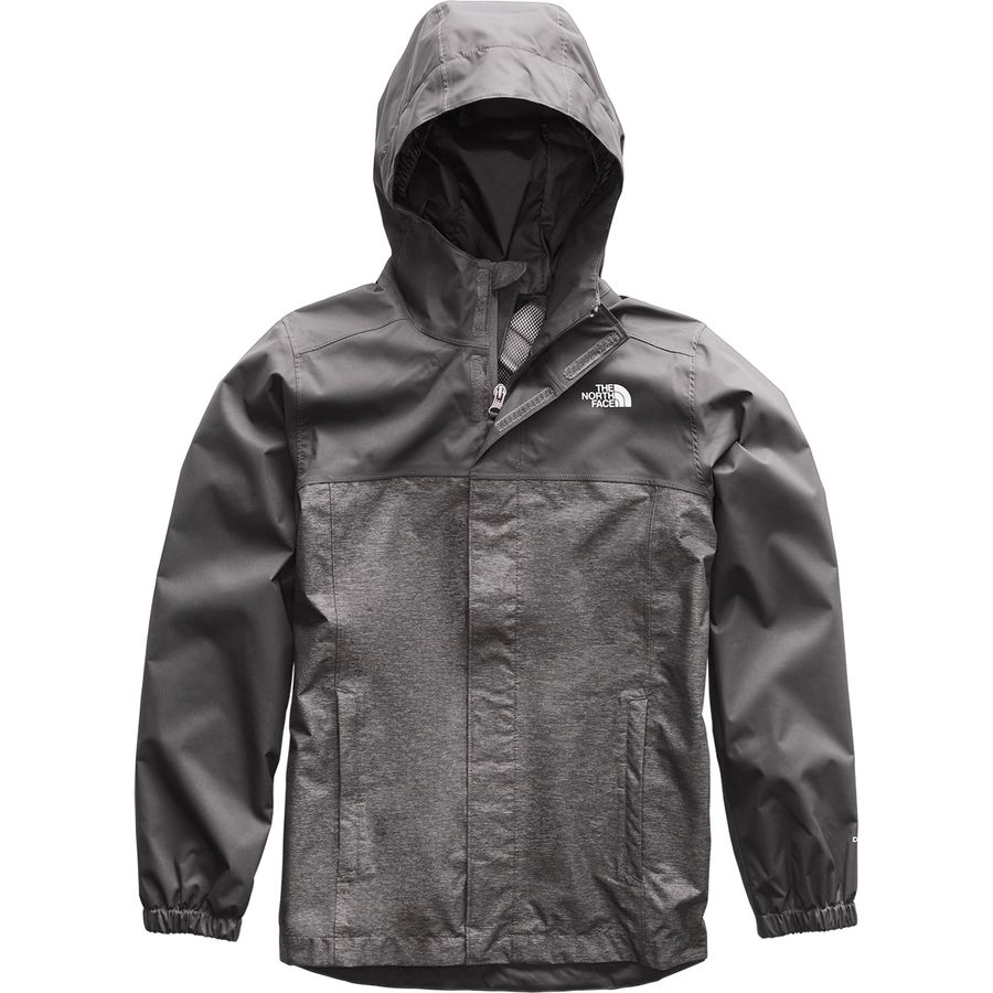 7ef8e4f1914 The North Face Resolve Reflective Hooded Jacket - Boys ...