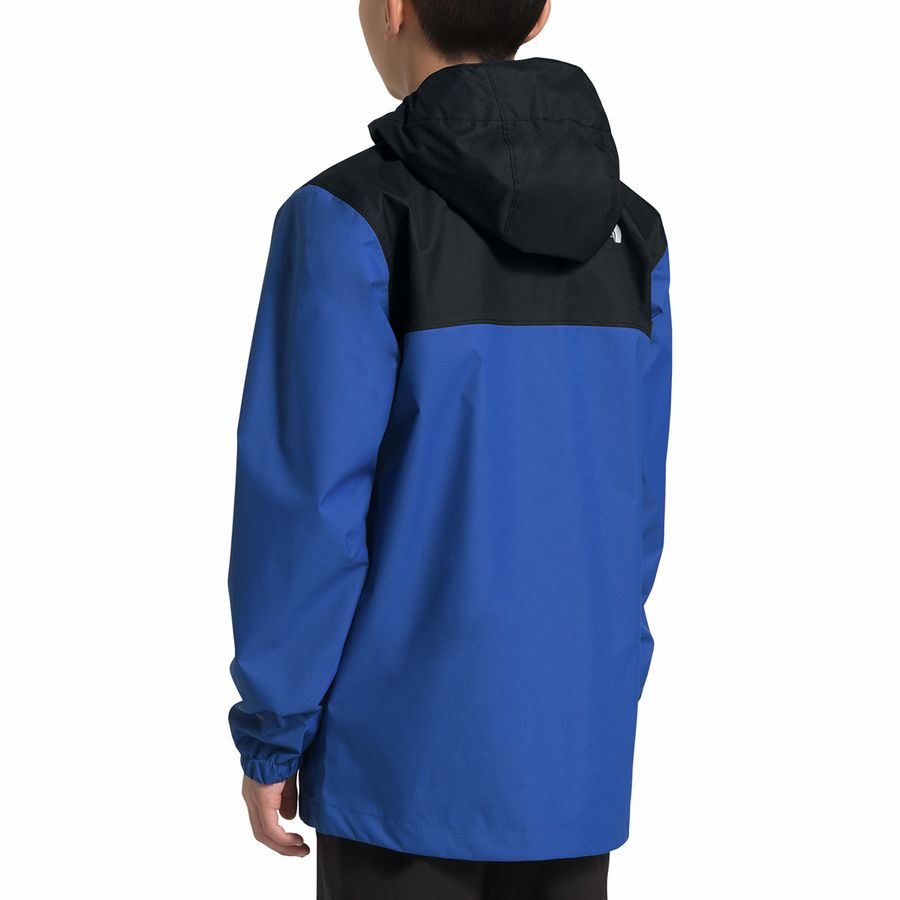 7a2d74d25 The North Face Resolve Reflective Hooded Jacket - Boys'