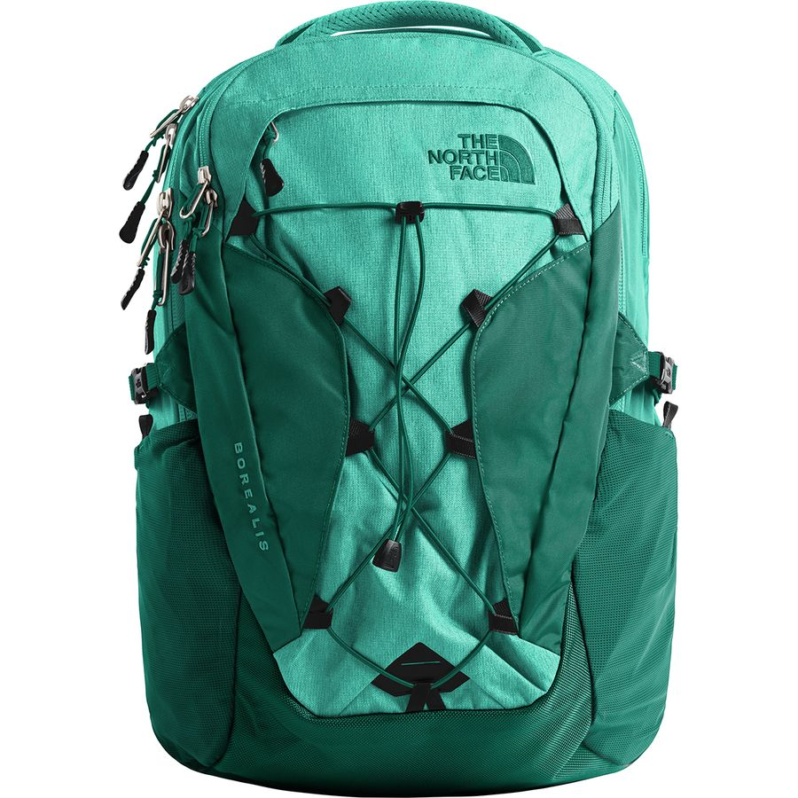 4f9fd7d166 The North Face - Borealis 27L Backpack - Women s - Kokomo Green Everglade
