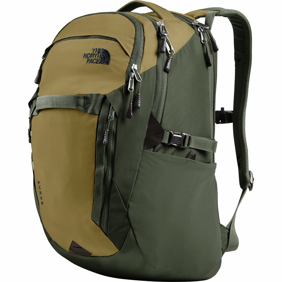 de5ac9d9e5 The North Face - Surge 31L Backpack - British Khaki/New Taupe Green