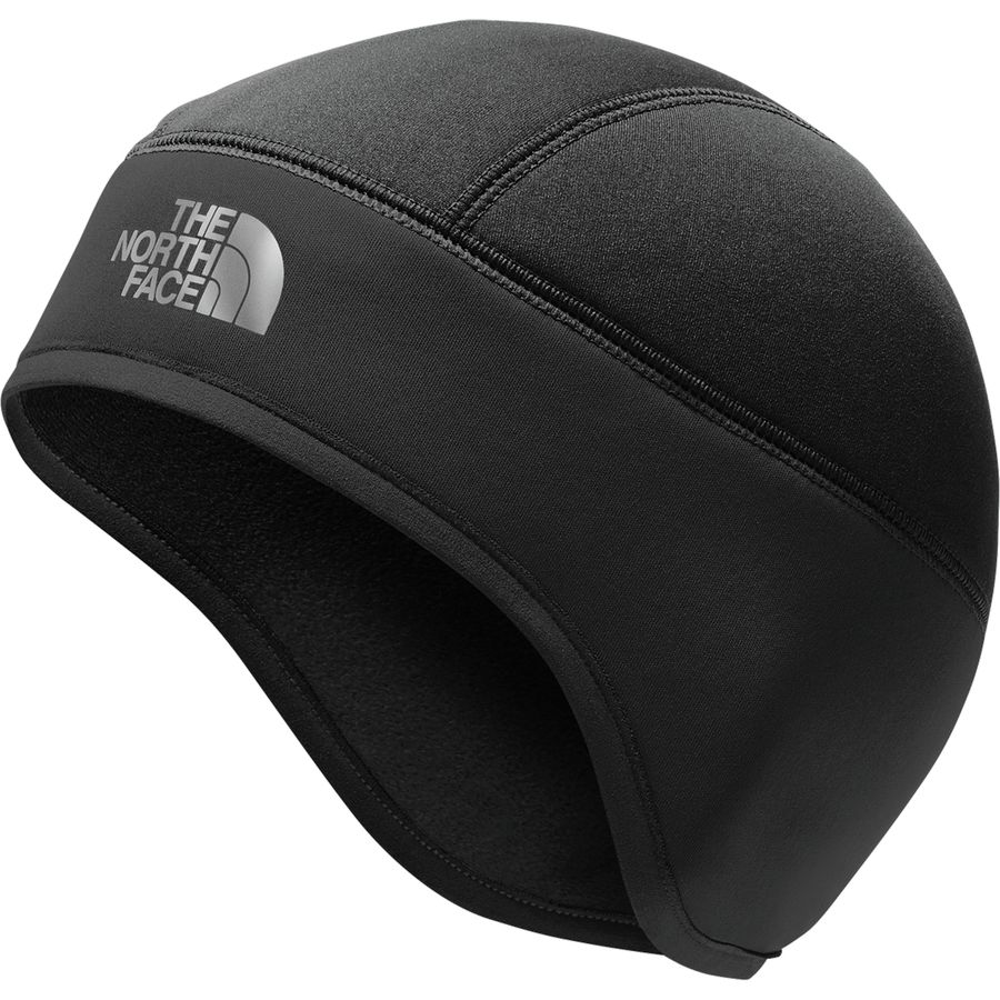 The North Face - WindWall Beanie - Women s - Tnf Black Silver Reflective 626d0e18721a