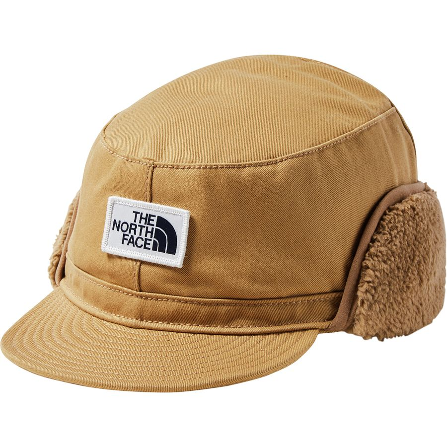 The North Face - Campshire Earflap Cap - Cargo Khaki 1b0d266ca496