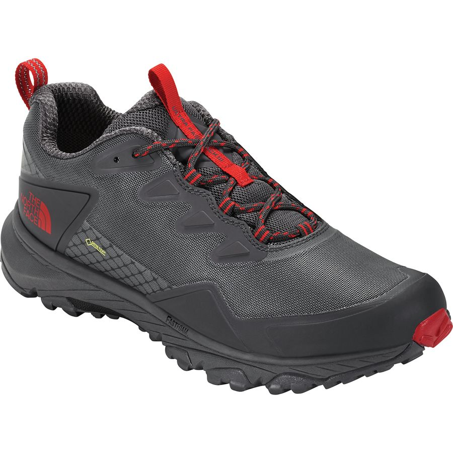 5422eec8f4c The North Face - Ultra Fastpack III GTX Hiking Shoe - Men s - Blackened  Pearl