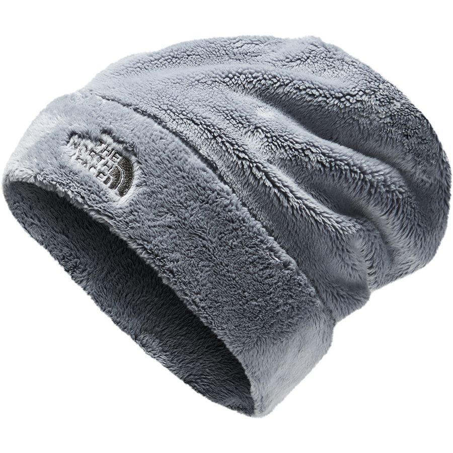 The North Face - Osito Beanie - Women s - Mid Grey Asphalt Grey c6a57de194d