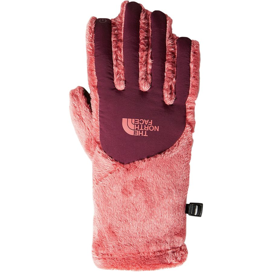 9787d5af4bd9 The North Face - Osito Etip Glove - Women s - Faded Rose Heather Fig