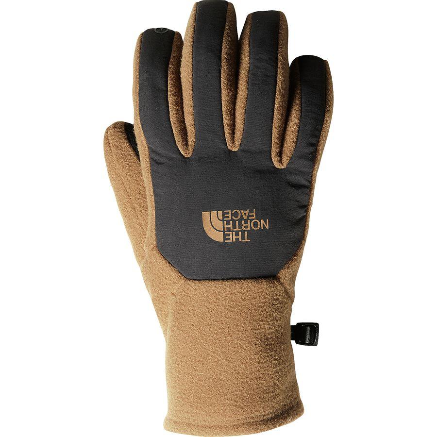 7ceff9bafe618 The North Face - Denali Etip Glove - Men s - Cargo Khaki Weathered Black