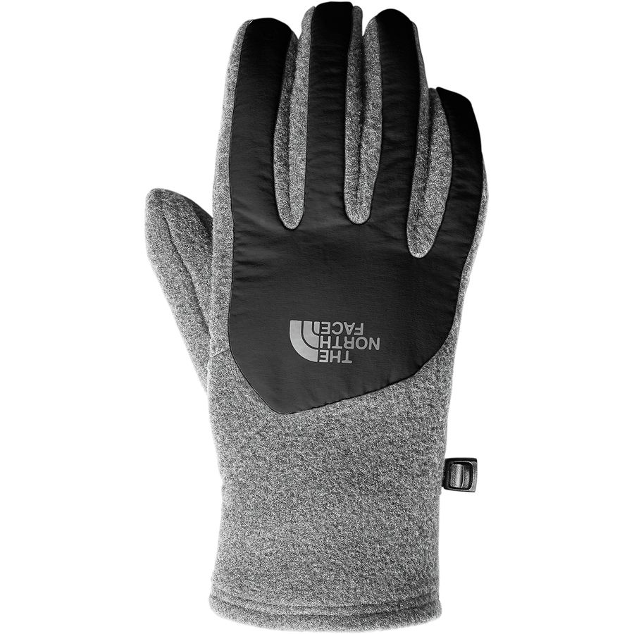 b4a9e6684c0c The North Face - Denali Etip Glove - Women s - Tnf Medium Grey Heather Tnf