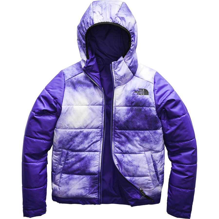 The North Face Perrito Reversible Hooded Jacket Girls