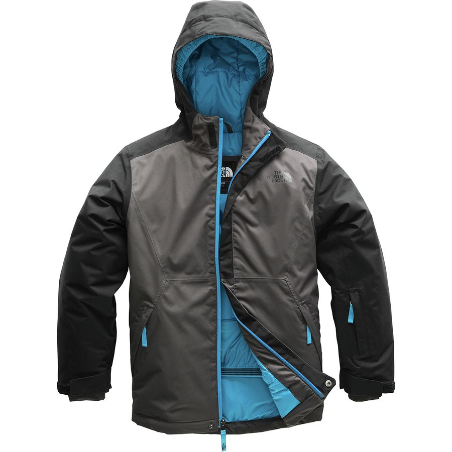 The North Face Brayden Hooded Insulated Jacket - Boys ...