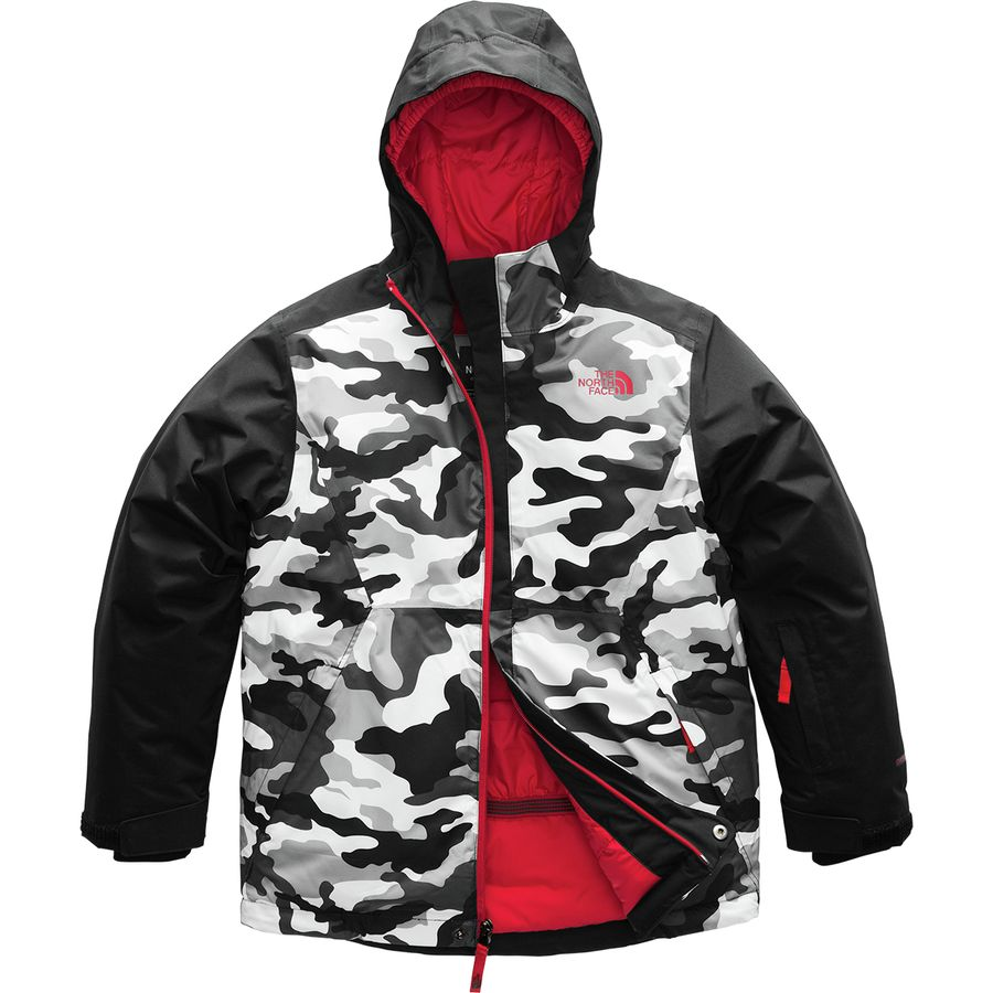 6a9d28960 The North Face Brayden Hooded Insulated Jacket - Boys' | Backcountry.com